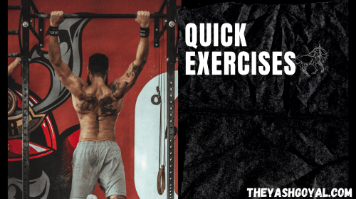 Quick Exercises For People Who Are Always Busy