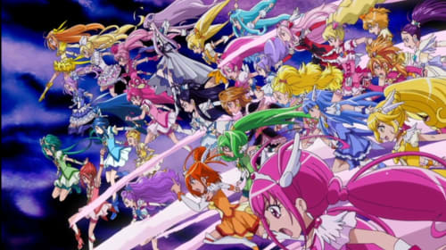 Top 10 Battle From Precure - Part 1