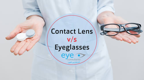 Contact Lens or Glasses? Choosing the Best Option