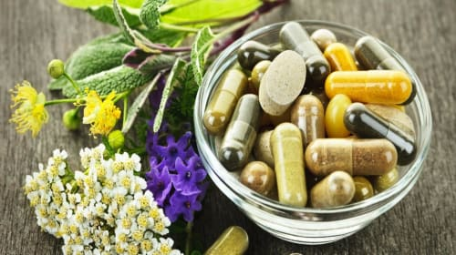 Types of Natural Herbal Supplements that Useful for Body