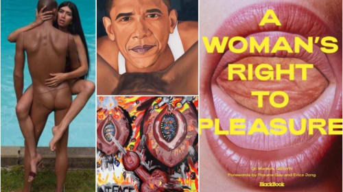 "PLEASURE IS WOMAN - THE VOLUME ""A WOMAN'S RIGHT TO PLEASURE"" IS OUT"