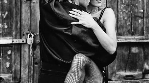 A tango by lightning