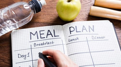 5 Reasons To Start Meal Planning Today