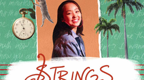 "Singer, Songwriter & Composer Christina Li Releases Her Debut Elegant EP ""Strings"""