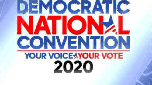 Report on 2020 Democratic National Convention, Day 4