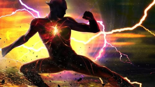 'The Flash' Movie Panel At DC FanDome Teases Multiverse and Reveals Concept Art For New Suit