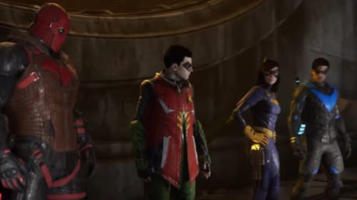 DC FanDome Reveals 'Gotham Knights' Video Game Featuring Batgirl, Nightwing, Red Hood, and Red Robin