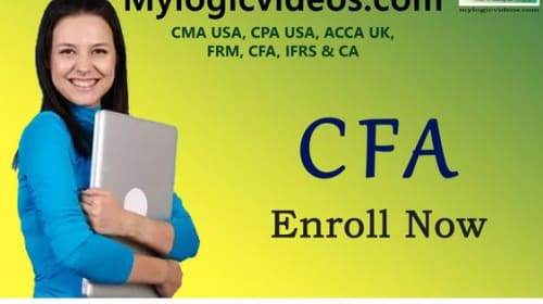 CFA Online Classes & CFA training in India