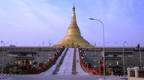 How to get around in Nay Pyi Taw