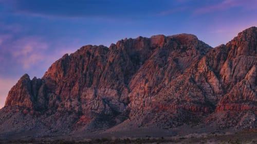 Red Rock is a must see in Las Vegas