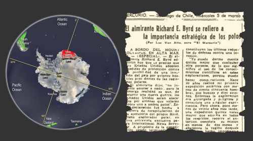 The Nazis and the battle of the 'Weddell Sea'