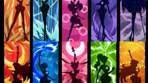 Voted By the Fans, Which Sailor Senshi is the Most Popular?