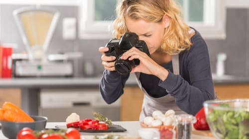 The Food Blogger and What It Takes to Be One