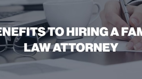 Seven Benefits of Hiring a Family lawyer