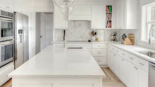 Why do people like White Marble Countertops?
