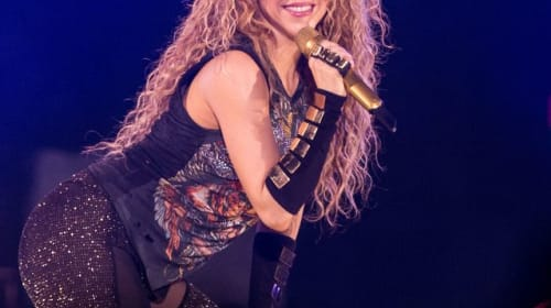 What makes Shakira my exceptional favorite…