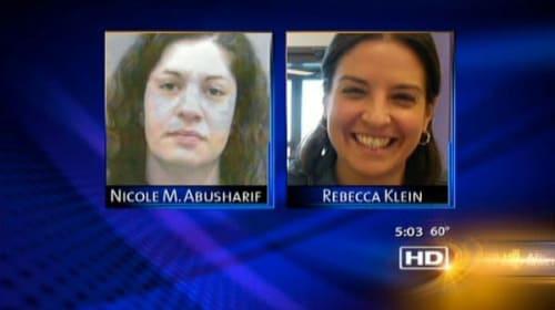 Nicole M. Abusharif, The So-Called 'Lesbian Love Triangle' Murderer
