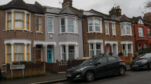A Little Flat in Hither Green