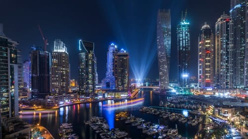 5 Best Luxury Hotels in Dubai for residence during your visit
