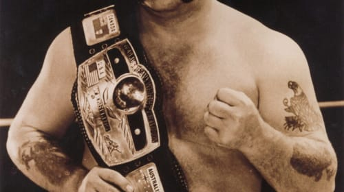 Remembering Harley Race