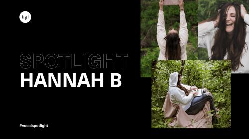 Creator Spotlight: Hannah Barrett