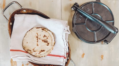 How To Make Corn Tortillas Step By Step