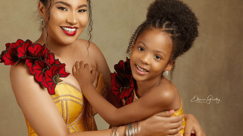 See 10 Nigerian Celebrities That Are Single Mothers