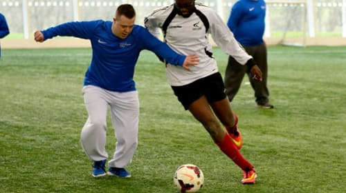 Disability Football Helps More People Of Vulnerable Groups Play Sport