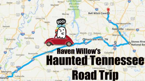 A Haunted Tennessee Road Trip
