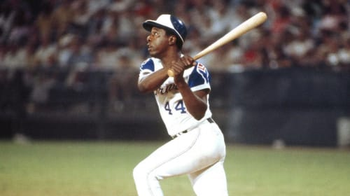 The Family Tree of Baseball Legend Hank Aaron