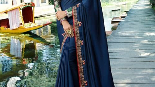 Series Of Party Wear Saree