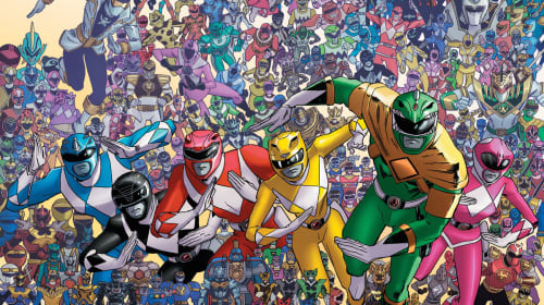Hasbro are Realigning the Morphin Grid, Which Potentially Brings Massive Changes to the Franchise.