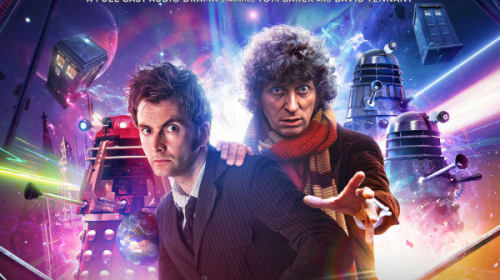 'Doctor Who: Out of Time' Audio From Big Finish Is A Fun Time