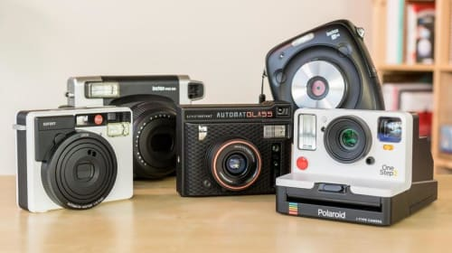 The Best Instant Cameras in 2020