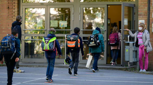 No Need To Be Scared About School, Say Youngsters