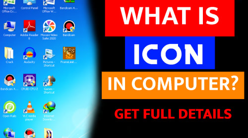 What is a icon in computer?