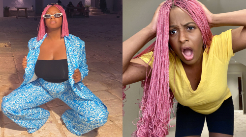 DJ Cuppy Replies Twitter User Who Said She's Getting Uglier and Fatter