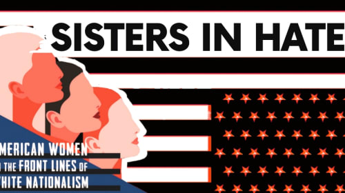 Inside the Minds of White Supremacist Women | Book Review: Sisters in Hate