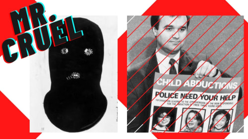 Australia Unsolved: Mr. Cruel