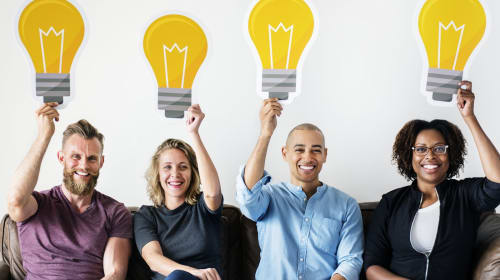Tips on How Brainstorm for Better Content Marketing Ideas from Larby Amirouche