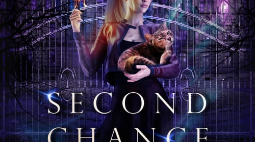 Second Chance Fate:Second Chance Academy Book One by Ella J. Smyth