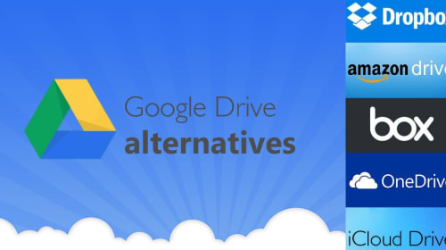 The Best Google Drive Alternatives