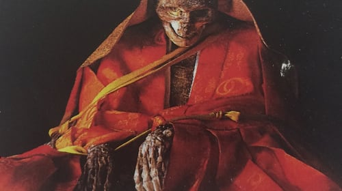 Self-mummification: Sokushinbutsu
