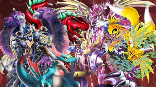 10 of the Best Digimon Reimagined with X-Antibodies.