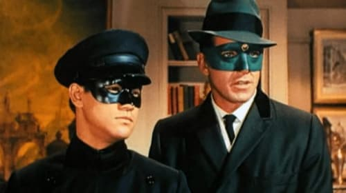 'The Green Hornet' Television Series Facts