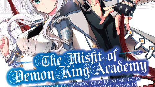 The Misfit of Demon King Academy: Anos Looks for the Reincarnation of Hero Kanon
