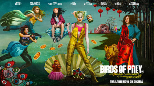 Movie Review: 'Birds of Prey' Gives Us the Harley Quinn We Always Wanted