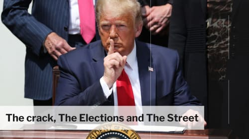 The crack, The Elections and The Street