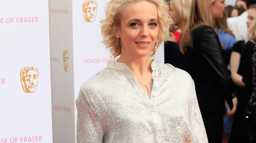 A Very Poor Attempt to Make Someone Smile - Amanda Abbington Edition