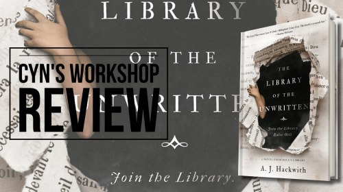 Review of 'The Library of the Unwritten'